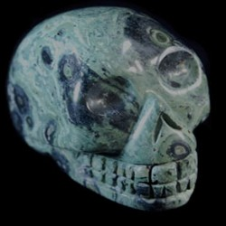 Kabamba Sjamaan schedel