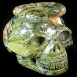 Unakiet-kundalini-schedel