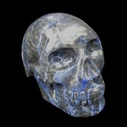 Sodaliet schedel