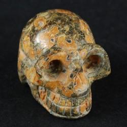 schedel luipaard Jaspis