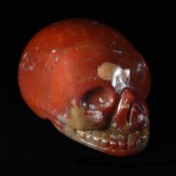 Indisch Agaat schedel