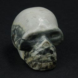 Picasso marmer schedel