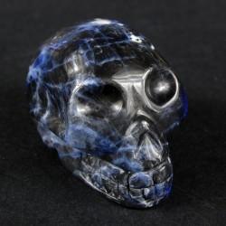 Sodaliet afghaans schedel