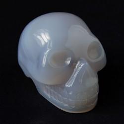 Grijze Agaat schedel