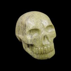 Serpentijn schedel