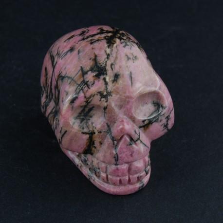 Rhodoniet gestreept schedel