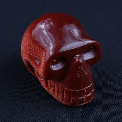Goudsteen-schedel