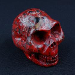 Breciated Jaspis schedel