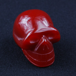 Carneool schedel
