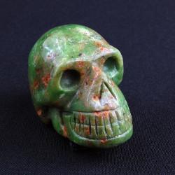 Chloor Opaal schedel
