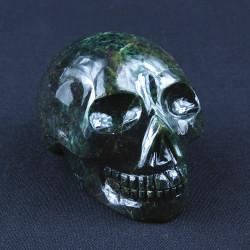groen Serpentijn schedel