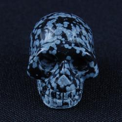 sneeuwvlok obsidiaan schedel