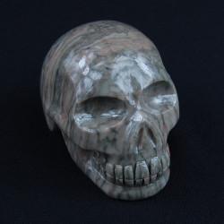 Chalcedoon schedel