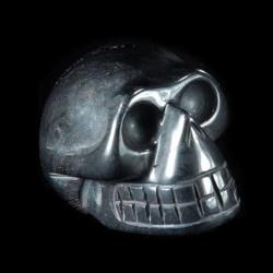 Hematiet schedel