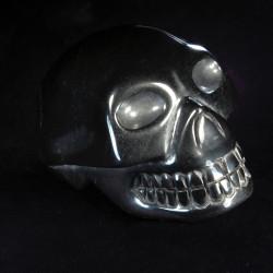 Hematiet-schedel