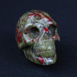 Drakenbloedsteen schedel