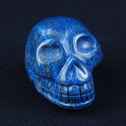 Lapis Lazuli schedel